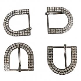 Catarame Metalice cu Strasuri (10 perechi/punga)Cod:N11078 Catarame Metalice cu Strasuri, 30 mm (10 buc/pachet)Cod: N14772-30MM