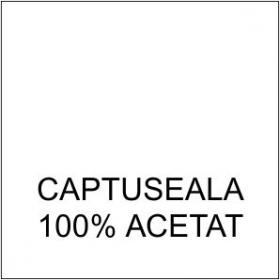 Etichete Compozitie  100% VASCOZA (1000 bucati/pachet) Etichete Compozitie  Captuseala 100% ACETAT (1000 bucati/pachet)