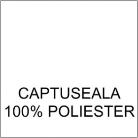 Etichete Compozitie 65% POLIESTER si 35% BUMBAC (1000 bucati/pachet) Lining Composition Labels 100% Polyester (1000 pcs/pack)