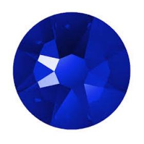 Cristale de Lipit 2078, Marimea: SS12, Culoare: Crystal-AB (1440 buc/pachet)  Cristale de Lipit 2078, Marimea: SS34, Culoare: Majestic Blue (144 buc/pachet)