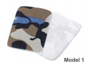 Embleme Termoadezive ( 10 bucati/pachet) Cod: 390678 Embleme Termoadezive Petic Camuflaj (10 bucati/pachet)Cod:740936
