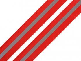Banda Reflectorizanta Color - 25 mm ( 50 metri/rola )  Banda Reflectorizanta 260948 (50 metri/rola)