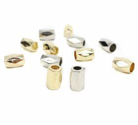 Opritori  Metalizati (500 bucati/set) Cod: W017-1054 Capete de Snur (100 bucati/pachet) Cod: ART14-114