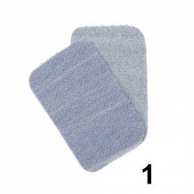 Embleme Termoadezive M4244 (12 bucati/pachet) Embleme Termoadezive Petic Jeans (10 bucati/pachet) Cod: 050575