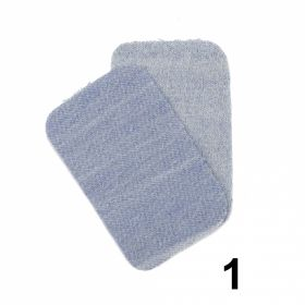 Embleme Termoadezive, Model: Fata (25 bucati/pachet)Cod: M40111 Embleme Termoadezive Petic Jeans (10 bucati/pachet) Cod: 050575