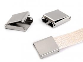 Capete Snur (100 buc/punga)Cod: MTL119 Terminatie pentru Snur Plat, 10 mm (50 bucati/pachet)Cod: 330295