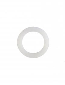 Ocheti si Saibe de 18 mm (1000 seturi/pachet) Saibe de 18 mm, din Plastic pentru Ocheti (1000 bucati/pachet)