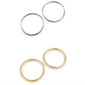 Inele Metalice, 36 mm (10 buc/pachet)  Metal O-Ring, diameter 30 mm (10 pcs/pack)
