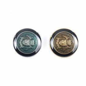 Nasturi Plastic cu Picior, Marime 28 Lin (100 bucati/pachet)Cod: PA52/28 Nasturi Metalici cu Picior, marimi: 24L, 32L (100 bucati/pachet) Cod: MC153