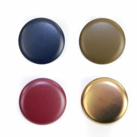 Nasturi cu Picior 0315-0291/12 (200 bucati/punga) Culori: Aurii si Argintii Nasturi Metalici cu Picior, marimi: 35 mm (25 bucati/pachet) Cod: MC807