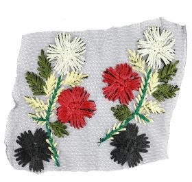 Aplicatii Textile Aplicatie Textila, lungime 16 cm (6 per/pachet) Cod: WS113