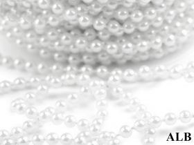 Perle Metraj, diametru 5 mm (25 metri/rola) Cod: 200862 Perle Metraj, diametru 5 mm (25 metri/rola) Cod: 200862