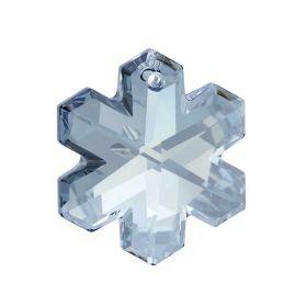 Decorare Swarovski Elements - 6704-MM25 (1 bucata) Model: Fulg de Nea