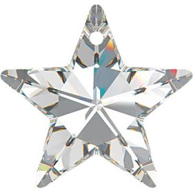 Cristale de Cusut Swarovski, 24x17 mm, Culoare: Crystal-AB (1 bucata)Cod: 3210 Pandantiv Swarovski, 28 mm, Culoare: Crystal (1 bucata)Cod: 6714-MM28