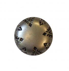 Nasturi cu Patru Gauri (100 bucati/punga)Cod: 297354/32 Nasture Plastic Metalizat, Marimea 34 (100 buc/pachet) Cod: ABH024-4