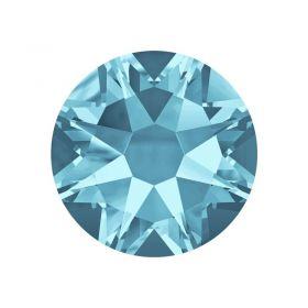 Cristale de Lipit (HotFix) Cristale de Lipit 2078, Marimea: SS34, Culoare: Aquamarine (144 buc/pachet)