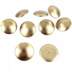 Nasturi cu Picior FB756, Marimea 40 (144 buc/pachet) Nasturi Metalizati, cu Picior, din Plastic, marime 24 (100 bucati/pachet) Cod: S149