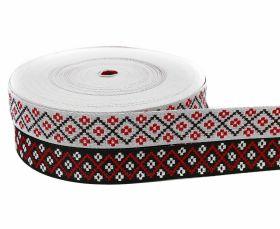 Banda Decorativa Pasmanterie, latime 25 mm (25 metri/rola)Cod: TINCUTA