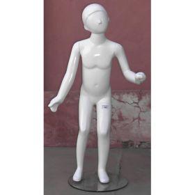 Manechin Metalic Expunere/Prezentare, 1 bucata, Cod: 780638 Manechin Plastic Copil, Baiat, Cod: 021