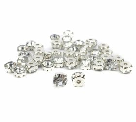 Strasuri Sew-on Crystals, Size 10 mm (100 pcs/pack)Code: R11781