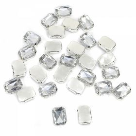 Strasuri Sew-on Crystals, Size 13x18 mm (100 pcs/pack)Code: R11785