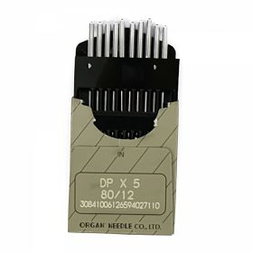 Ace Organ Industrial Sewing Machine Needles (10 pcs/box), Code: ORG134 SES