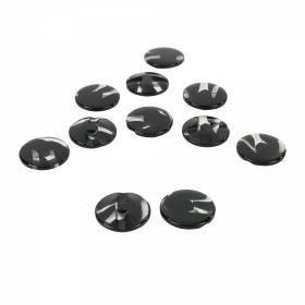 Nasturi cu Strasuri, 2cm(10 buc/pachet) Cod: BT0846 Nasturi Plastic cu Picior, marimea 44L (50 bucati/pachet)Cod: 0311-1196
