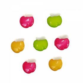 Nasturi plastic Copii Nasturi cu Picior ZA14, Marimea 24 (25 buc/pachet)