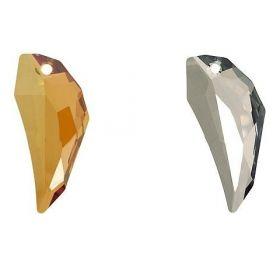 Pandantiv Swarovski, 28 mm, Culoare: White Opal (1 bucata)Cod: 6106-MM28 Pandantiv Swarovski, 30 mm, Culoare: Diferite Culori (1 bucata) Cod: 6150-30MMCRYAB