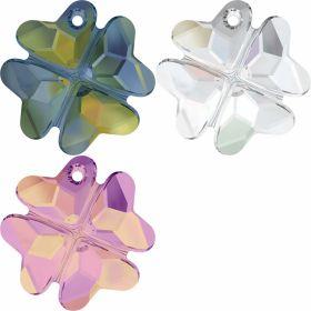 Swarovski Crystals Pandantiv Swarovski, 19 mm, Diferite Culori (1 bucata)Cod: 6764-MM19