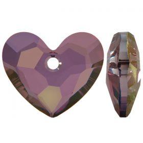 Swarovski Crystals Pandantiv Swarovski, 18 mm, Culoare: Crystal Lilac Shadow (1 bucata)Cod: 6264-MM18