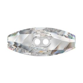 Swarovski Crystals Nasturi Swarovski, 23 mm, Culoare: Crystal (1 bucata)Cod: 3024