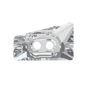 Oferta la 9 Lei + TVA Nasturi Swarovski, 26 mm, Culoare: Crystal (1 bucata)Cod: 3052