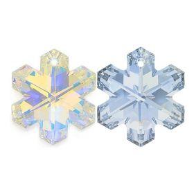 Swarovski Crystals Pandantiv Swarovski, 30 mm, Culoare: Diferite Culori (1 bucata)Cod: 6704-MM30