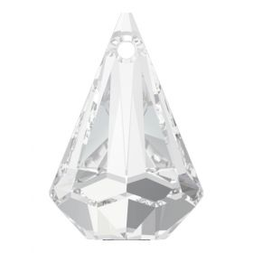 Pandantiv Swarovski, 28 mm, Culori: Liliac Shadow (1 bucata)Cod: 6672-MM28 Pandantiv Swarovski, 24 mm, Culoare: Crystal (1 bucata)Cod: 6022-MM24
