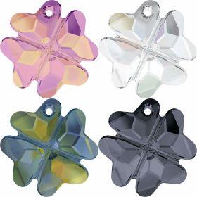 Pandantiv Swarovski, 50 mm, Culoare: Crystal (1 bucata)Cod: 6722-MM50 Pandantiv Swarovski, 23 mm, Diferite Culori (1 bucata)Cod: 6764-MM23