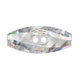 Swarovski Crystals Nasturi Swarovski, 32 mm, Culoare: Crystal (1 bucata)Cod: 3024