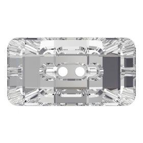 Swarovski Crystals Nasturi Swarovski, 30x16 mm, Culoare: Crystal (1 bucata)Cod: 3093