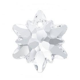Cristale de Cusut Swarovski, Marime: 8 mm, Diferite Culori (14 buc/pachet)Cod: 3204 Pandantiv Swarovski, 28 mm, Culoare: Crystal (1 bucata)Cod: 6748-MM28