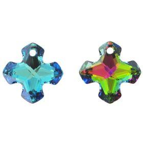 Swarovski Crystals Pandantiv Swarovski, 18 mm, Diverse Culori (1 bucata) Cod: 6867-18MM