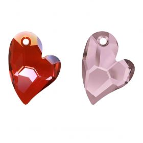 Swarovski Crystals Pandantiv Swarovski, 27 mm, Diferite Culori (1 bucata) Cod: 6261-MM27