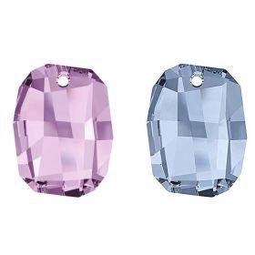 Swarovski Crystals Pandantiv Swarovski, 28 mm, Diferite Culori (1 bucata) Cod: 6685-MM28