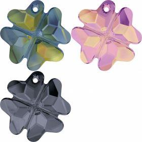 Swarovski Crystals Pandantiv Swarovski, 28 mm, Diferite Culori (1 bucata)Cod: 6764-MM28