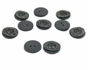 Croitorie Nasturi cu Doua Gauri M807/36 (100 bucati/punga)