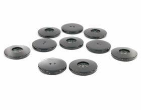 Nasturi cu Doua Gauri LK3031/32 (144 buc/punga) 2 Holes Buttons M1390/32  (100 pcs/pack)