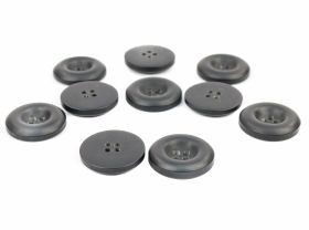 Nasturi din Plastic 4 Holes Buttons M1438/44 (100 pcs/bag)