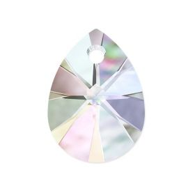 Swarovski Pandantiv Swarovski, 12 mm, Culori: Crystal AB (1 bucatat) Cod: 6128
