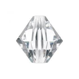 Swarovski Margele Swarovski Elements 5328, Marimea: 10 mm, Culoare: Crystal (1 bucata)