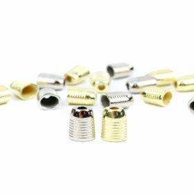 Opritori  Metalizati (500 bucati/set) Cod: W017-1054 Capete Snur (100 buc/punga)Cod: MTL125