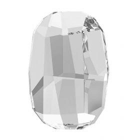 Pandantiv Swarovski, 13x6.5 mm, Culoare: Crystal (1 bucata)Cod: 6010 Cristale de Lipit Swarovski, Marimea: 14 mm, Culori: Crystal (1 buc)Cod: 2585